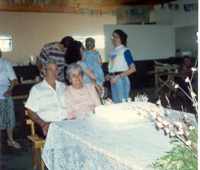 1° Encontro: 60° Aniversário da Nona Victoria Saccon Tramontin