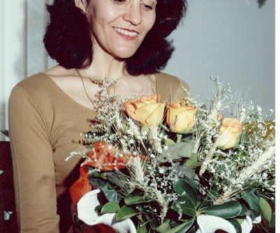 6° Encontro: 42° Aniversário de Maria de Lourdes Tramontin Fensterseifer