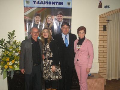 10° Encontro: 40° aniversário de José Pelegrino Tramontin