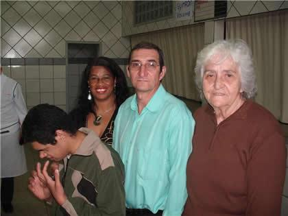 11º Encontro: 41º aniversário de Paulo Luiz Tramontin